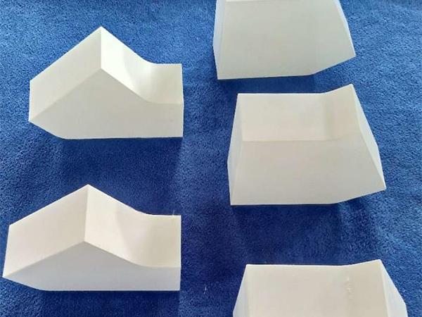 ZTA锆铝复合定制异形砖